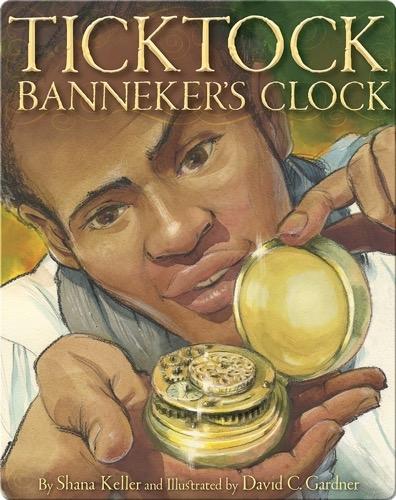 Ticktock Banneker's Clock