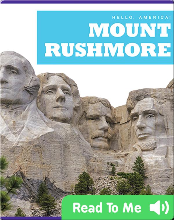 Hello, America!: Mount Rushmore