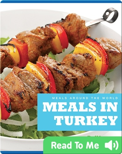 Meals in Turkey