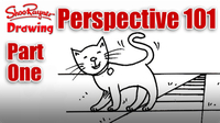 One Point Perspective - Perspective 101 (Part 1)