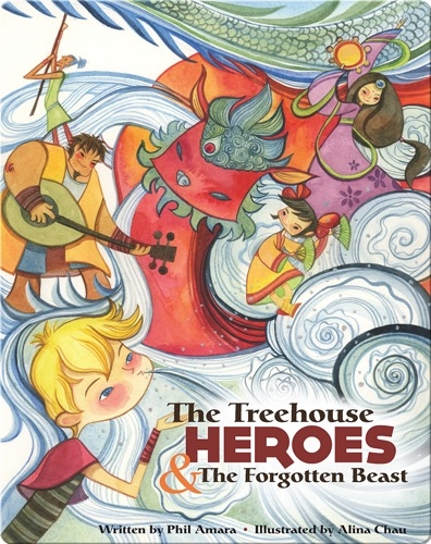 The Treehouse Heroes: and the Forgotten Beast