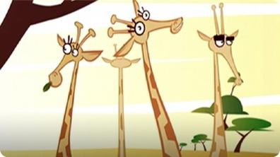 I'm a Giraffe