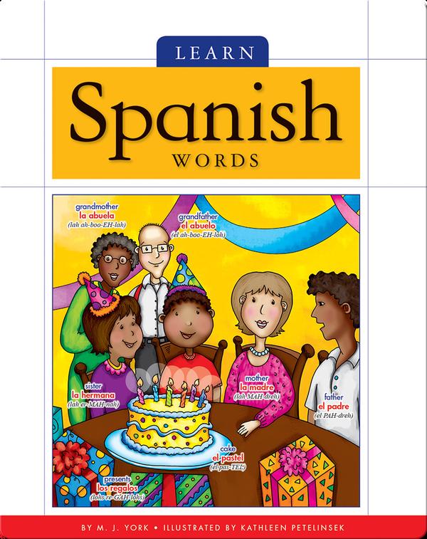 Learn Spanish Words