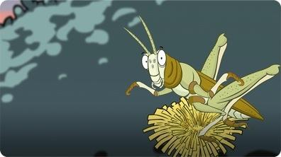 I'm a Grasshopper