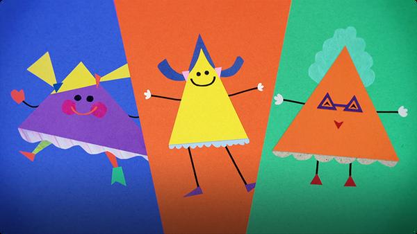 Triangular Triangles