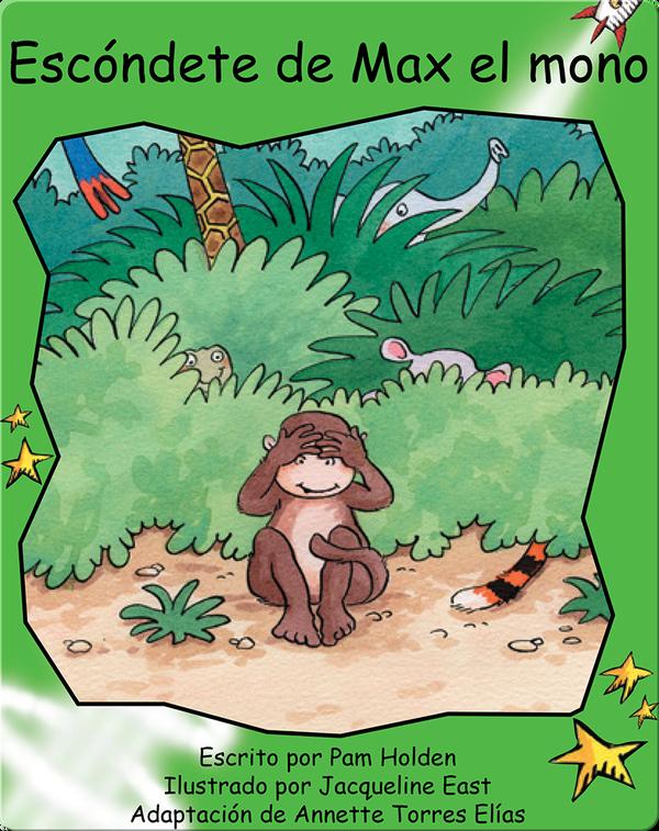 Escóndete de Max el mono