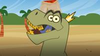 I'm a Tyrannosaurus Rex