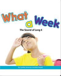 What a Week: The Sound of Long E