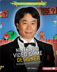 Nintendo Video Game Designer Shigeru Miyamoto