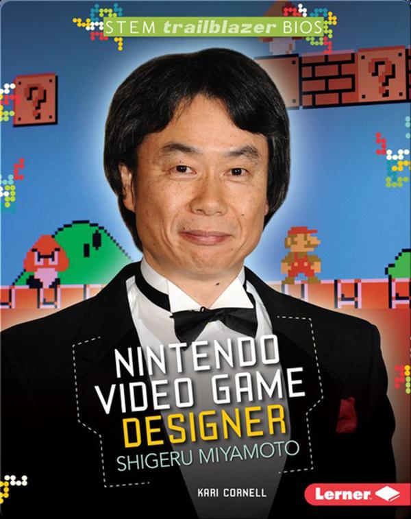 Nintendo Video Game Designer Shigeru Miyamoto