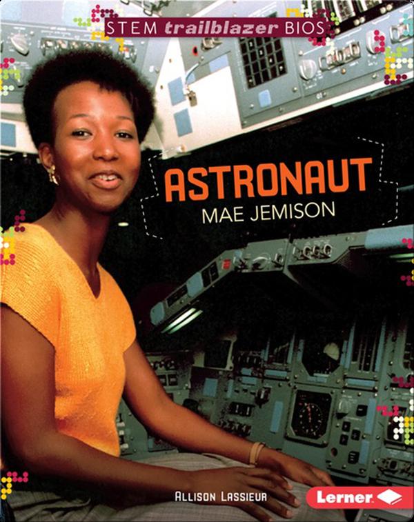 Astronaut Mae Jemison