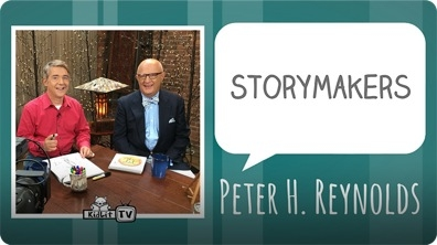 StoryMakers | Peter H. Reynolds