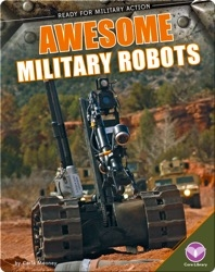 Awesome Military Robots