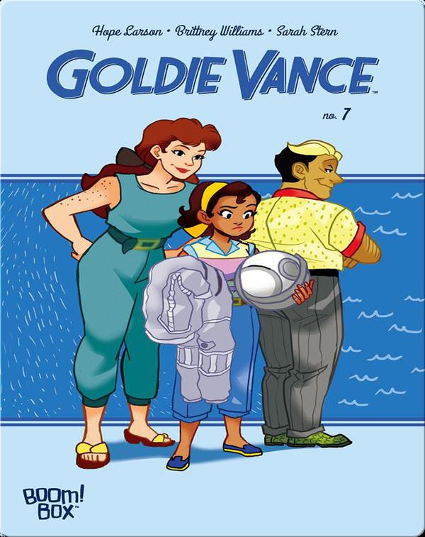 Goldie Vance No. 7