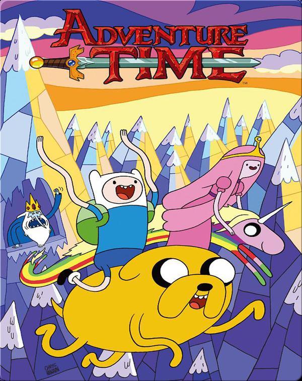Adventure Time, Vol. 10