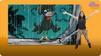 Umbrella Bird Dance