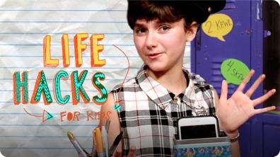 Locker Makeover Hacks | LIFE HACKS FOR KIDS