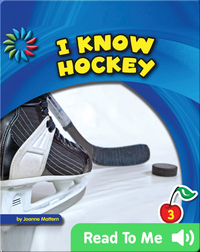 I Know Hockey