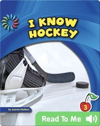 I Know Hockey