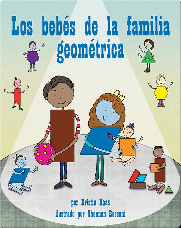 Los bebés de la familia geométrica