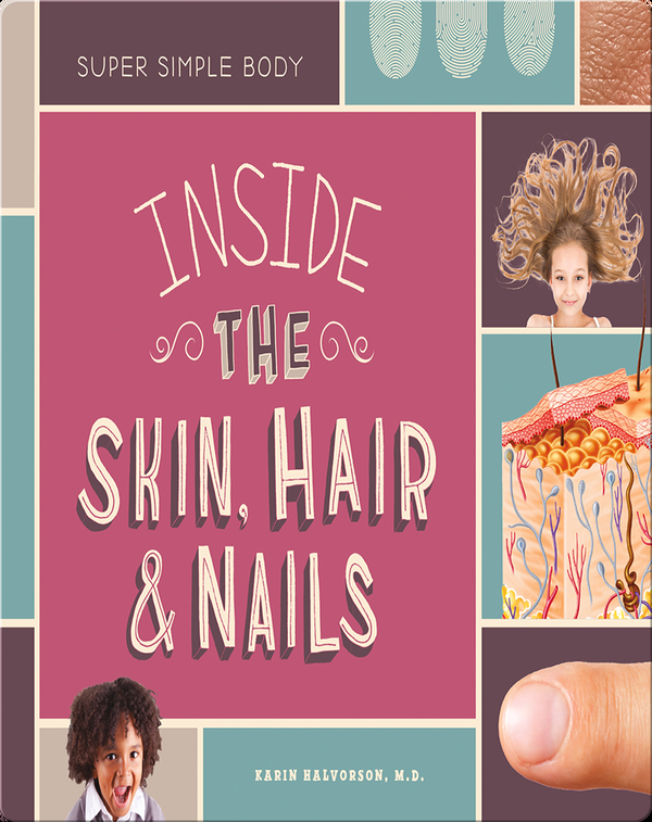 Inside the Skin, Hair, & Nails