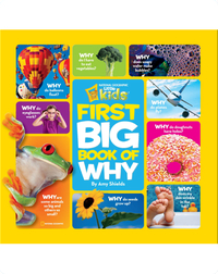 National Geographic Little Kids First Big Book of Why