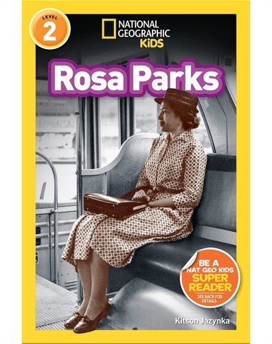National Geographic Readers: Rosa Parks