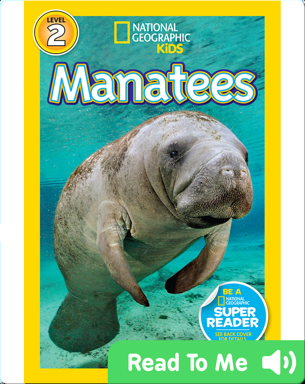 National Geographic Readers: Manatees