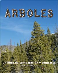 Árboles: un libro de comparación y contraste