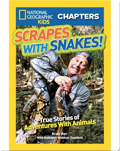 National Geographic Kids Chapters: Scrapes With Snakes