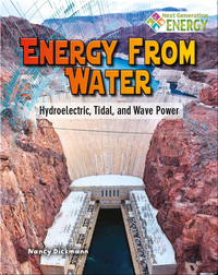 Energy from Water: Hydroelectric, Tidal, and Wave Power