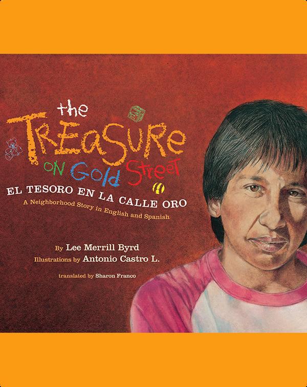 The Treasure on Gold Street / El Tesoro en la Calle d'Oro