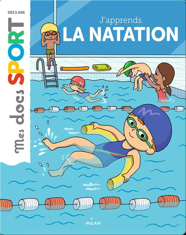 Ma première année de natation
