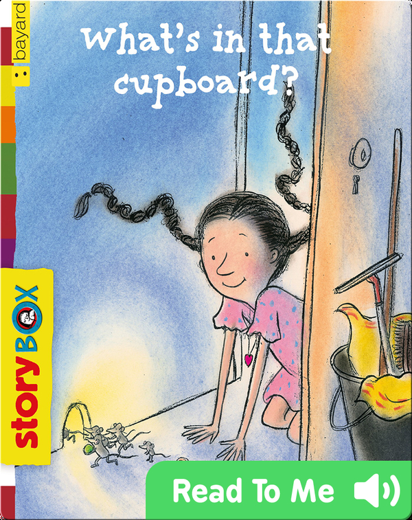 What's in that cupboard?