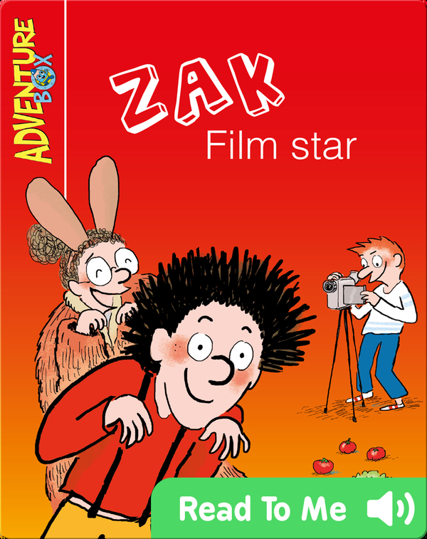 Zak, Film Star!