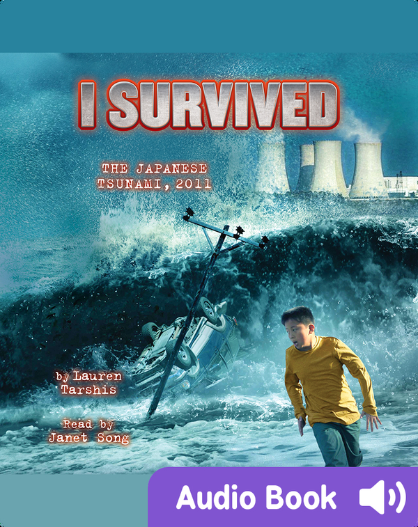 I Survived #08: I Survived the Japanese Tsunami, 2011