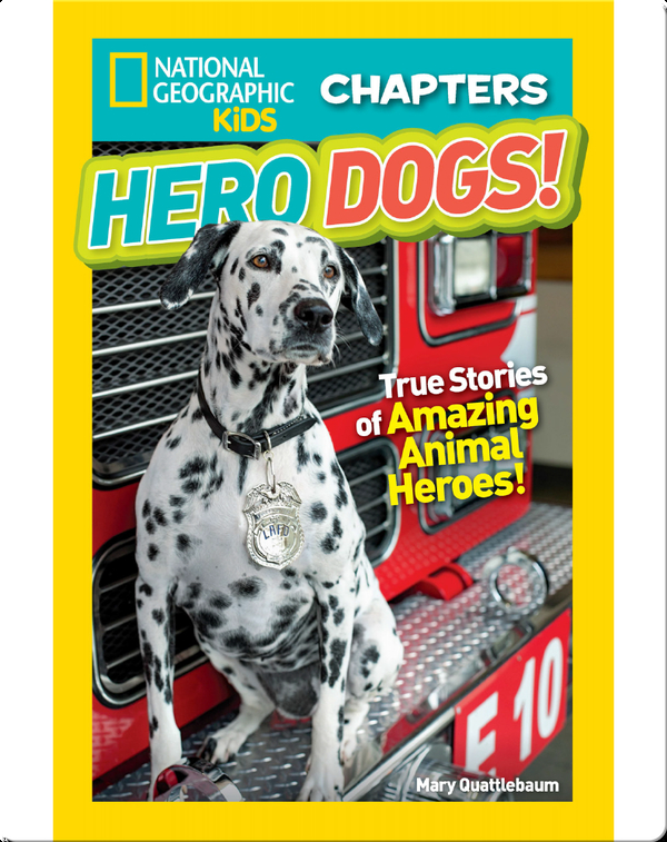 National Geographic Kids Chapters: Hero Dogs!