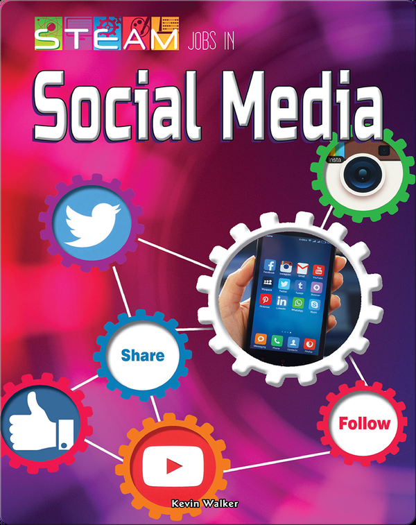 STEAM Jobs in Social Media