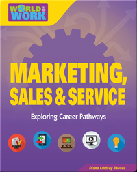 Marketing, Sales & Service: Exploring Career Pathways