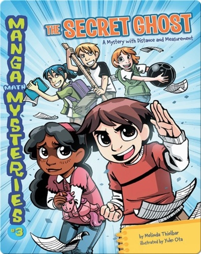 #3 The Secret Ghost: A Mystery with Distance and Measurement