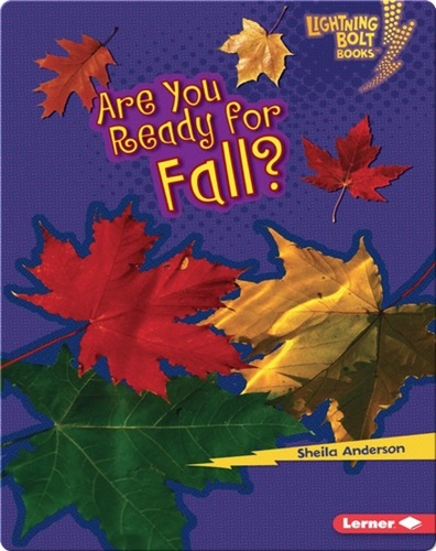Are You Ready for Fall?