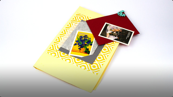 DIY Scrapbook Photo Album