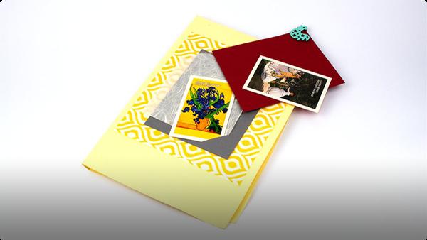 DIY Scrapbook Photo Album