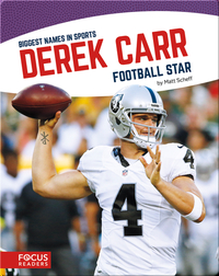 Derek Carr: Football Star