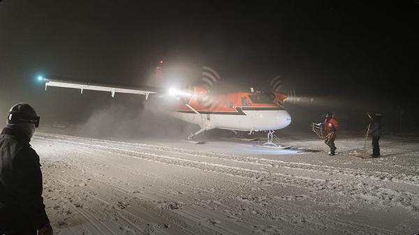 Kenn Borek Air's South Pole Rescue Team - 2017 National Air and Space Museum Trophy Winner