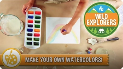 How to Make Watercolor Paints