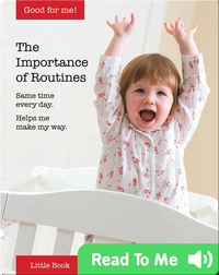 The Importance of Routines