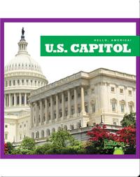 Hello, America!: U.S. Capitol