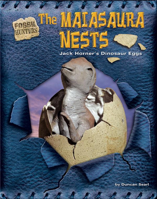 The Maiasaura Nests: Jack Horner's Dinosaur Eggs