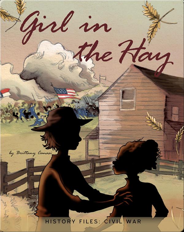 Girl in the Hay